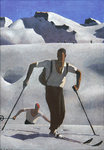 The Ascent / Der Aufstieg Originalsize with out border